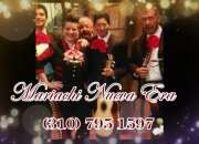 Mariachi Nuevo Juarense
